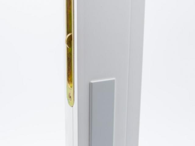 3750 MS White Sash with White Hardware