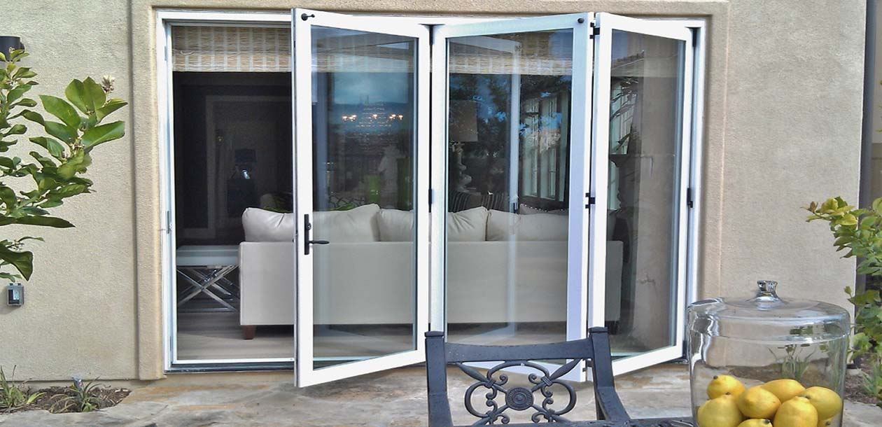 BiFold Doors and Folding-Doors - Exclusive Hybrid Doors by Win-Dor