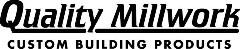QualityMillwork logo bw 768x159