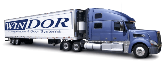 Win-Dor Dedicated Truck Route