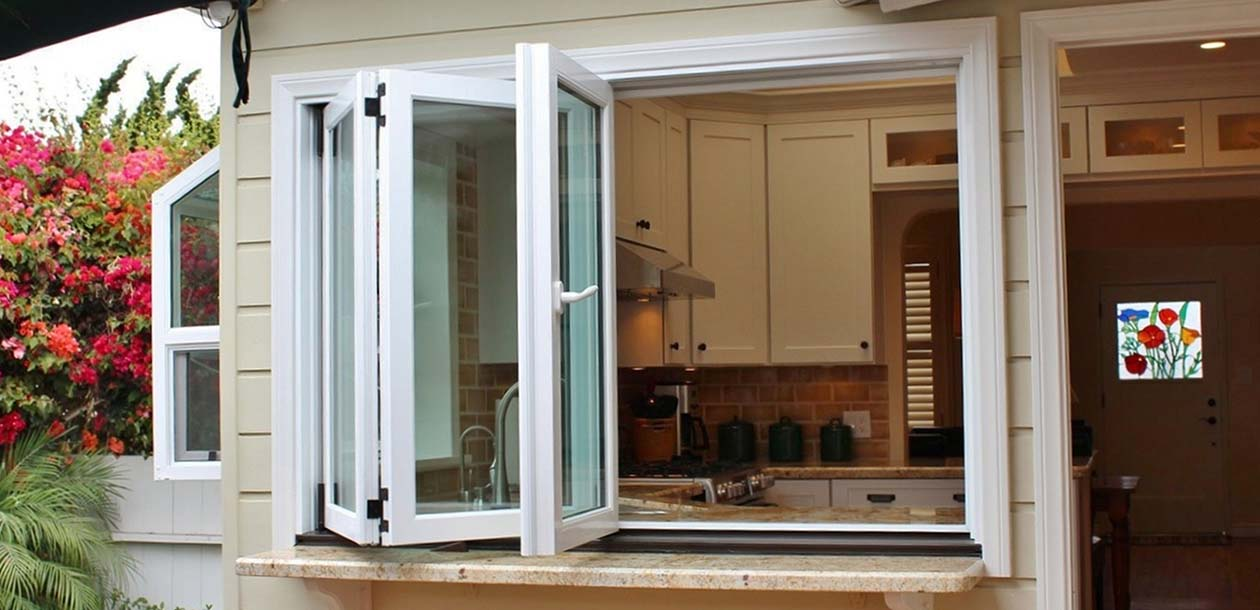 Folding Window Series 2200 Windor Systems